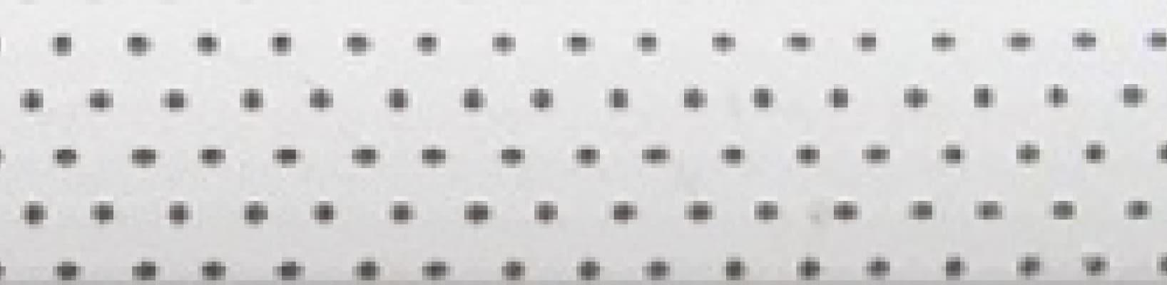 Biały perforowany nr koloru 900P (Dopłata 40%)